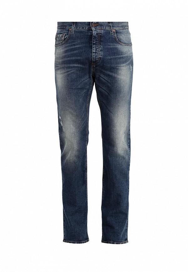 Мужские прямые джинсы Sisley (Сислей) 4L2CZ7289