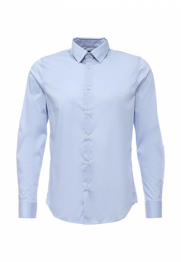 Рубашка с длинным рукавом Sisley 5ZN65QL19