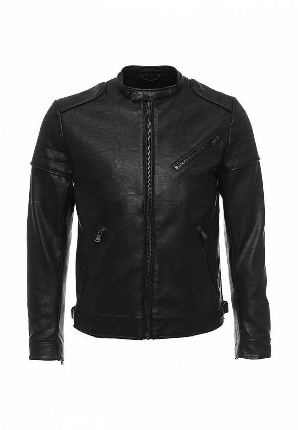 Куртка кожаная Sisley Sisley SI007EMPNI26