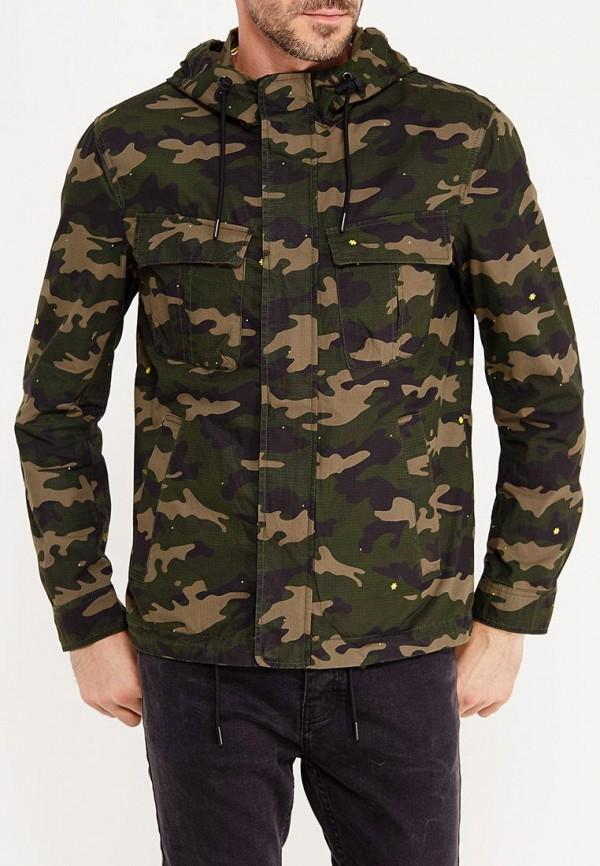 Куртка Sisley Sisley SI007EMWLU45 лонгслив sisley sisley si007egwll69