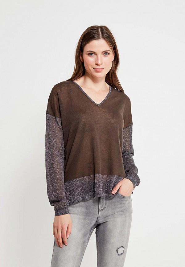Пуловер Sisley Sisley SI007EWAGGI5 лонгслив sisley sisley si007egwll55