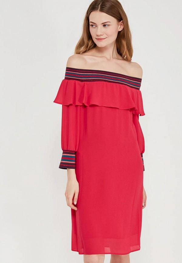 Платье Sisley Sisley SI007EWAGGN6 куртка explorer klingel цвет кремовый розовый рисунок