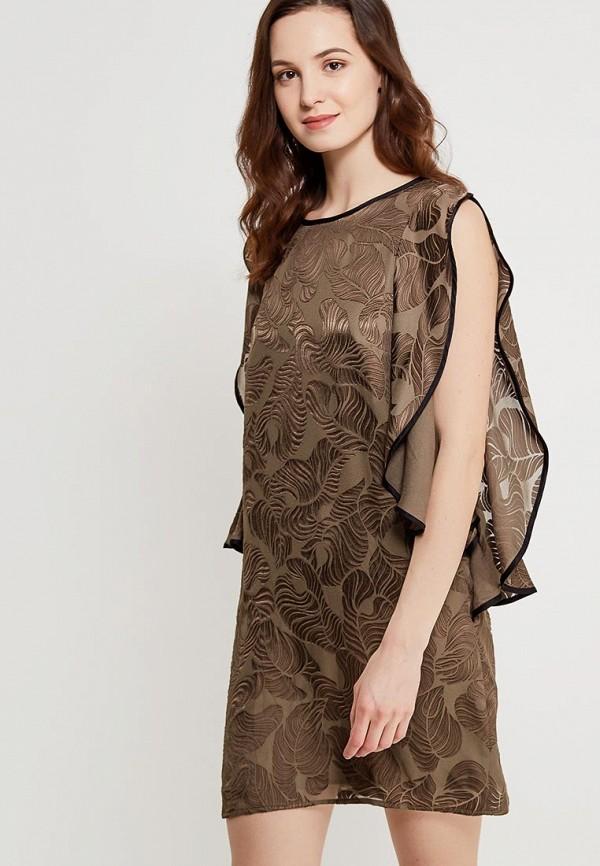 Платье Sisley Sisley SI007EWAGGN7 лонгслив sisley sisley si007egwll55