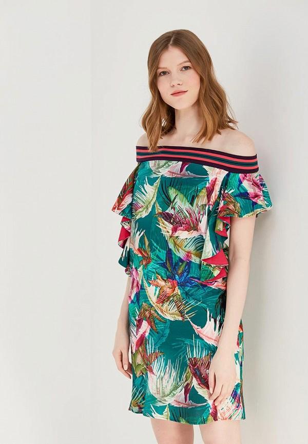 Платье Sisley Sisley SI007EWAGGO6 лонгслив sisley sisley si007egwll55
