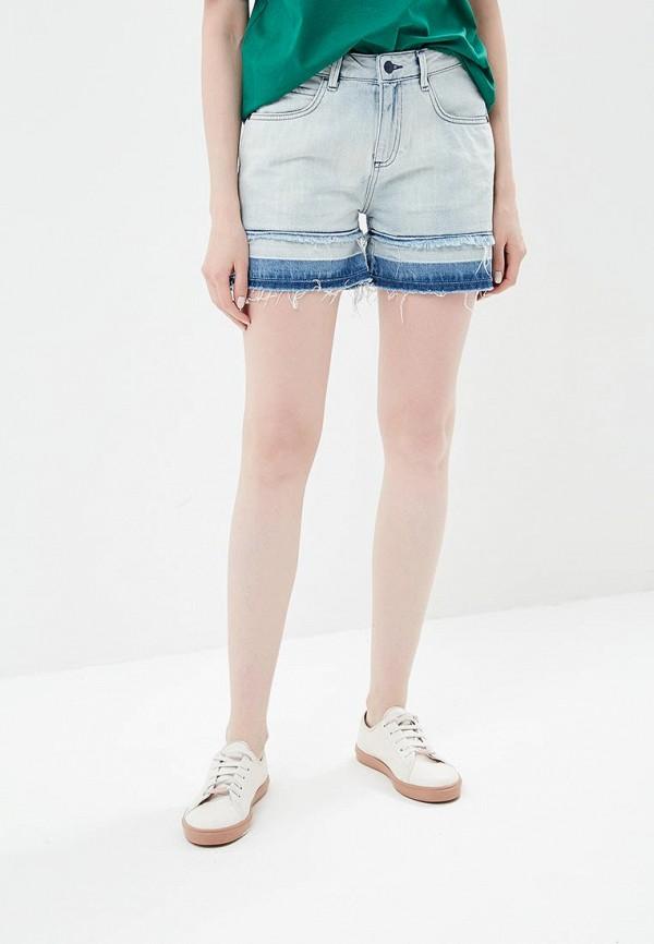 Фото Шорты джинсовые Sisley. Купить с доставкой