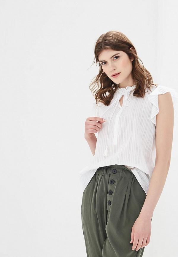 Блуза Sisley Sisley SI007EWARTS9 свитшот sisley sisley si007egwll95