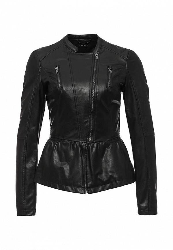 Кожаная куртка Sisley (Сислей) 2SP8533C7