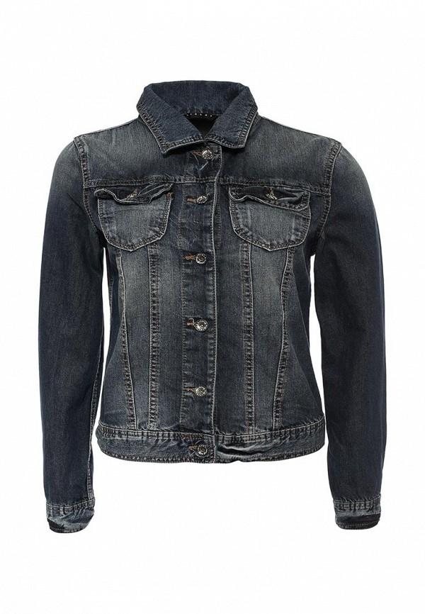 Джинсовая куртка Sisley (Сислей) 2Z3FZ33D7
