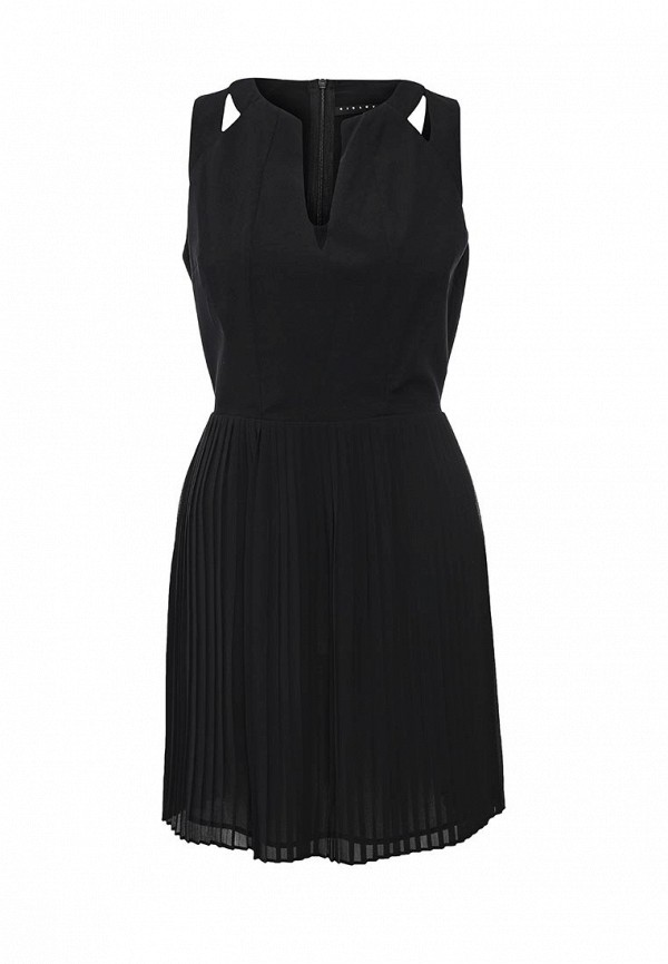 Платье-миди Sisley (Сислей) 4AOH5V8N7