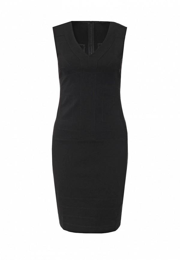 Платье-миди Sisley (Сислей) 4I32SV8T7