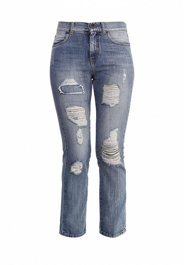 Прямые джинсы Sisley (Сислей) 4P9PZ72S6
