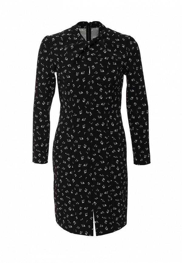 Платье-миди Sisley (Сислей) 4S0FSV8B7