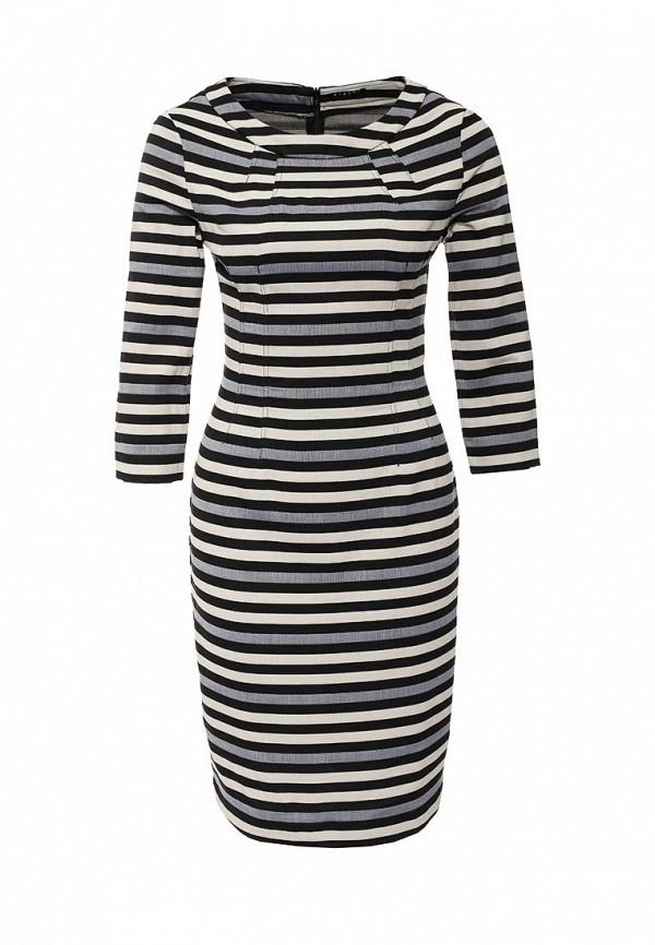 Платье-миди Sisley 4S8CSV8A7