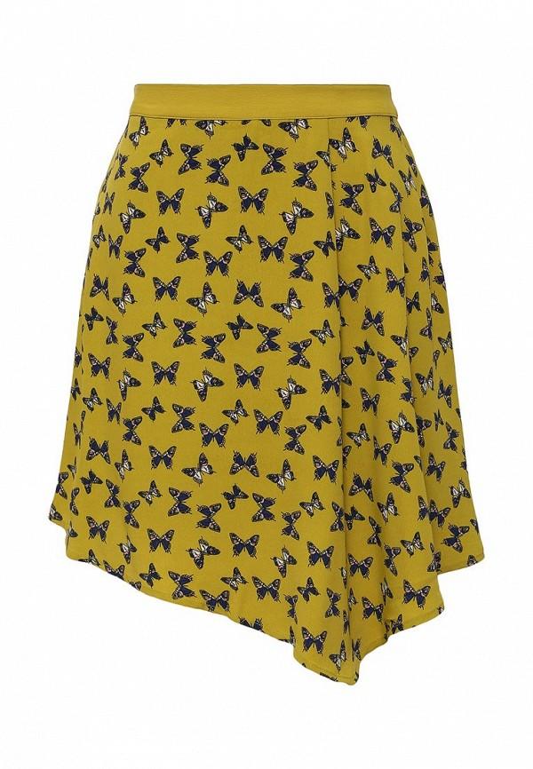 Мини-юбка Sisley 4SE7501O7