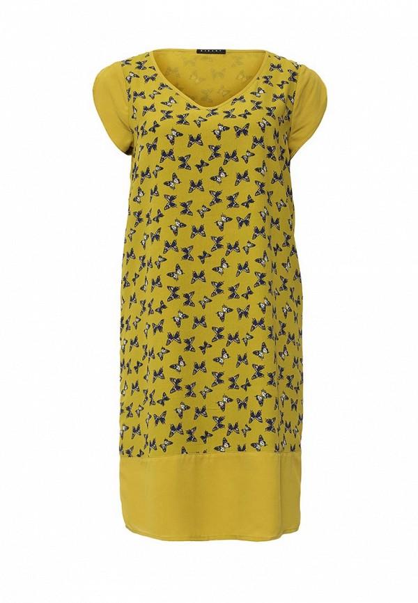 Платье-миди Sisley (Сислей) 4SE75V037