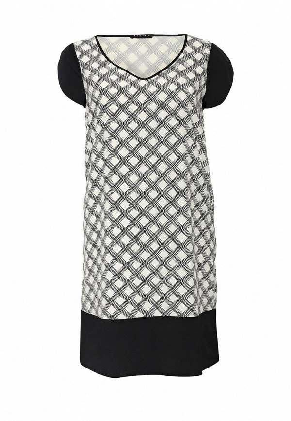 Платье-миди Sisley 4SE75V037
