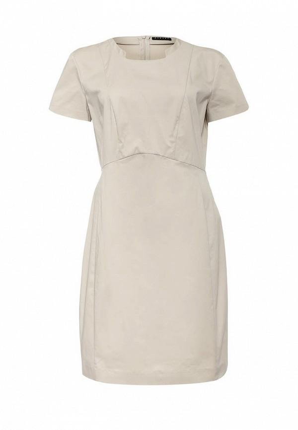 Платье-миди Sisley (Сислей) 4SP95V886