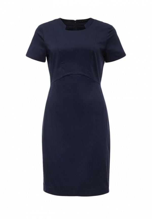 Платье-миди Sisley 4SP95V886