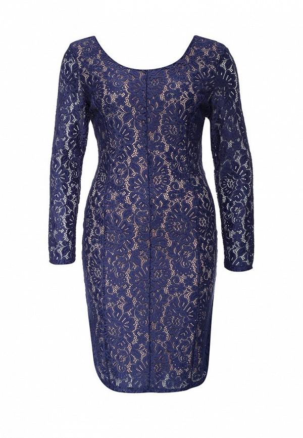 Платье-миди Sisley (Сислей) 4SQ45V2B7