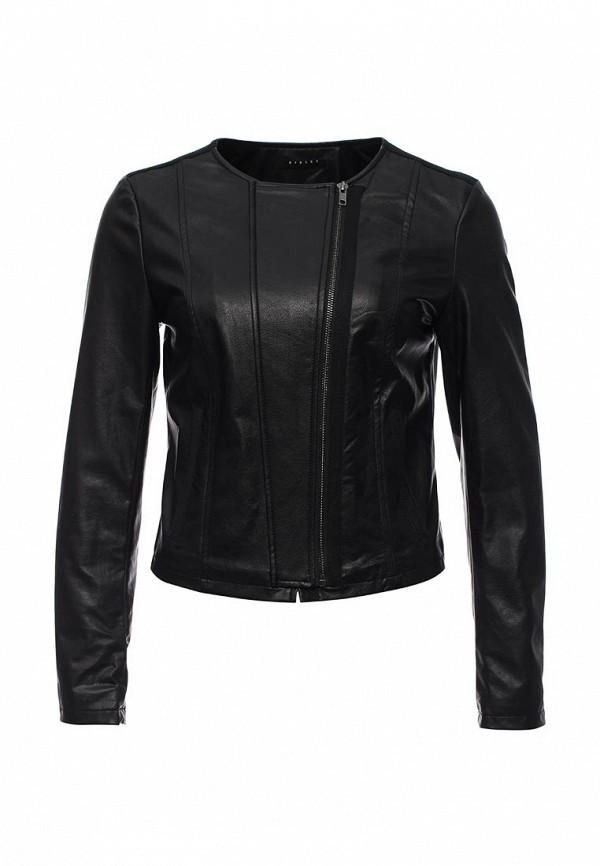 Кожаная куртка Sisley 2SP8533T7