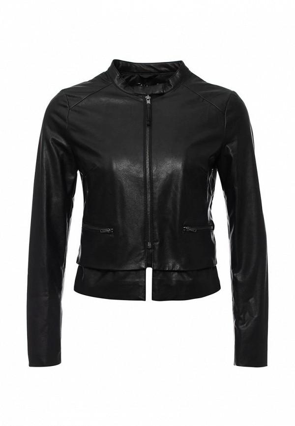 Кожаная куртка Sisley (Сислей) 2SP8533X7