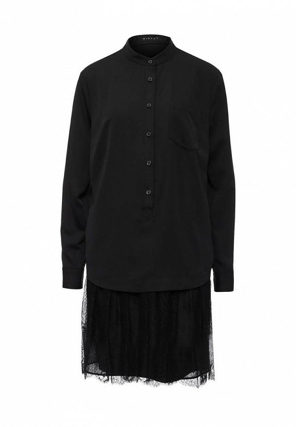 Платье-миди Sisley (Сислей) 4AM15V9B7
