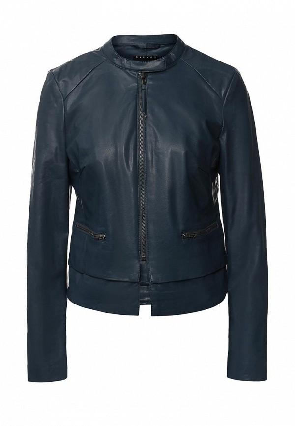 Кожаная куртка Sisley 2SP8533X7