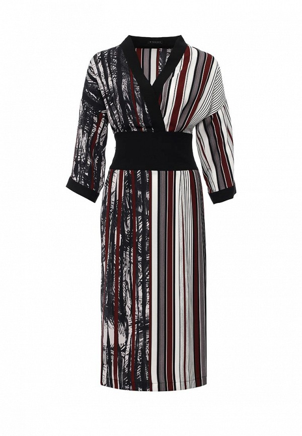 Платье Sisley Sisley SI007EWKZB48 обложка sisley tester 15ml
