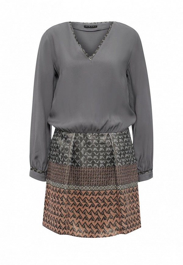 Платье-миди Sisley 4D7PSV9W7