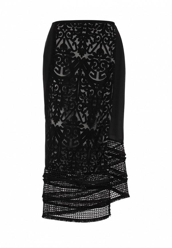 Прямая юбка Sisley (Сислей) 4AM250486