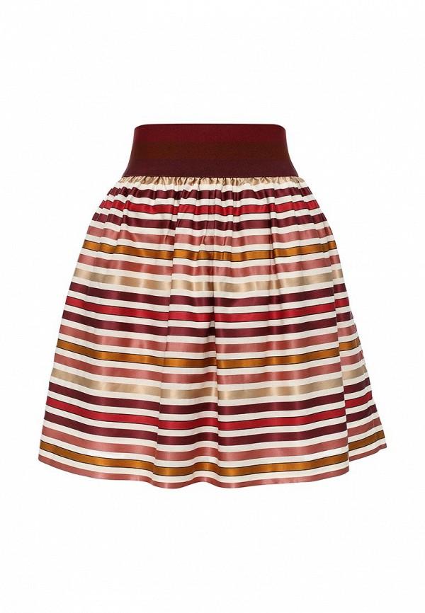 Широкая юбка Sisley (Сислей) 4CN650466