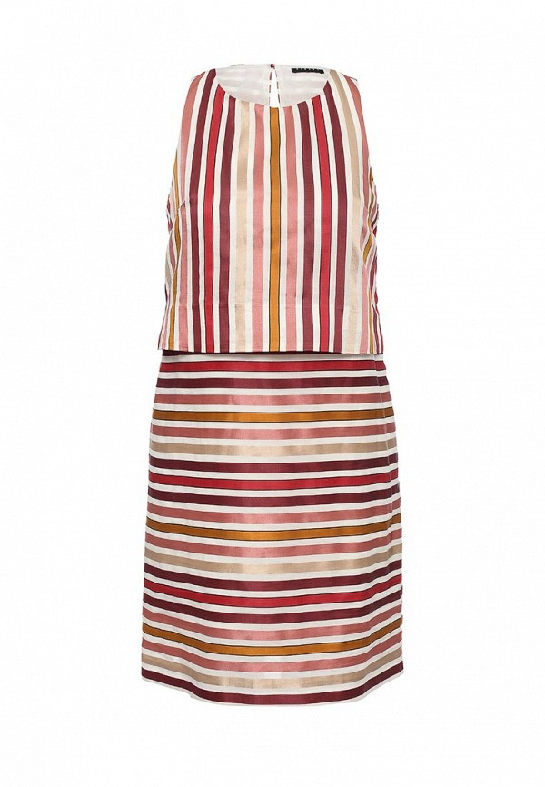 Платье Sisley Sisley SI007EWPIP82 лонгслив sisley sisley si007egwll55