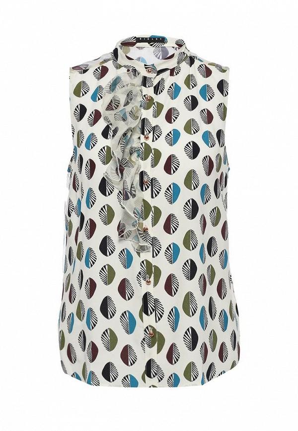 Блуза Sisley Sisley SI007EWPIP99 босоножки sisley sisley si007awqdi32