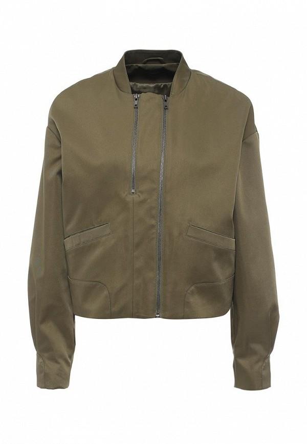 Купить Куртку Sisley цвета хаки