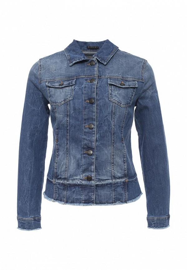 Куртка джинсовая Sisley Sisley SI007EWPIQ35 куртка джинсовая sisley sisley si007egsic26