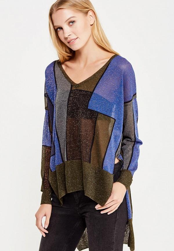Пуловер Sisley Sisley SI007EWWLR34 лонгслив sisley sisley si007egwll55