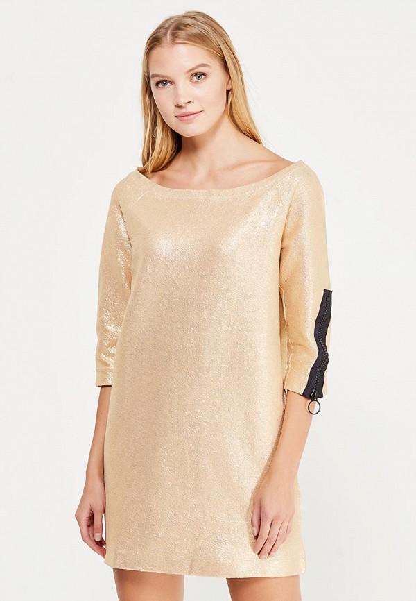 Платье Sisley Sisley SI007EWWLR86 свитшот sisley sisley si007ebwll82