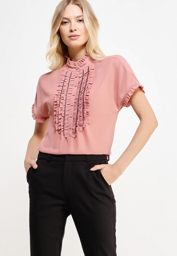 Блуза Sisley Sisley SI007EWWLS04 �������� sisley