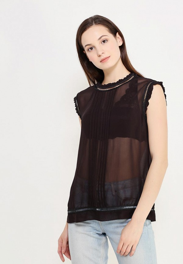 Блуза Sisley Sisley SI007EWWLT31 лонгслив sisley sisley si007egwll55