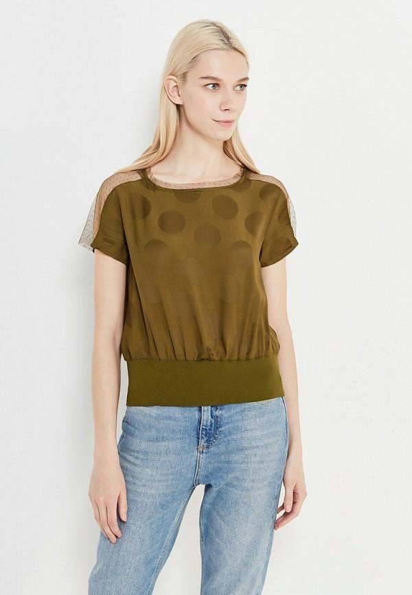 Блуза Sisley Sisley SI007EWWLT41 цена и фото