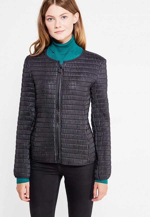 Куртка утепленная Sisley Sisley SI007EWWLT48 лонгслив sisley sisley si007egwll55