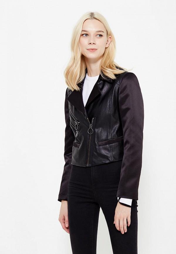 Куртка кожаная Sisley Sisley SI007EWWLT56 босоножки sisley sisley si007awqdi32