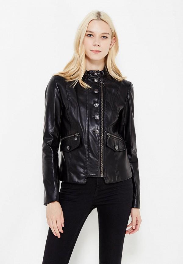 Куртка кожаная Sisley Sisley SI007EWWLT60