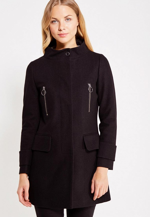 Пальто Sisley Sisley SI007EWWLT62 лонгслив sisley sisley si007egwll55