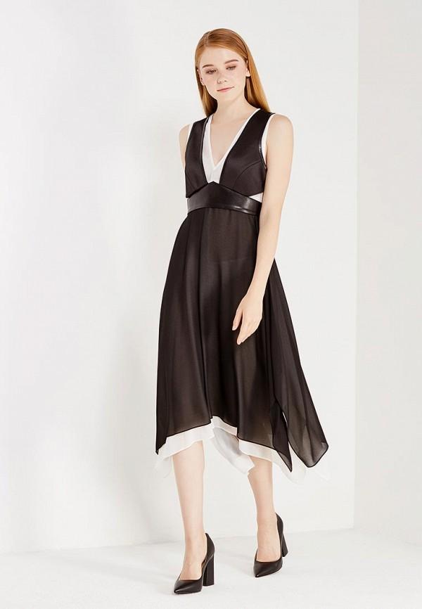 Платье Sisley Sisley SI007EWWLT80 sisley 3bk1f11jw