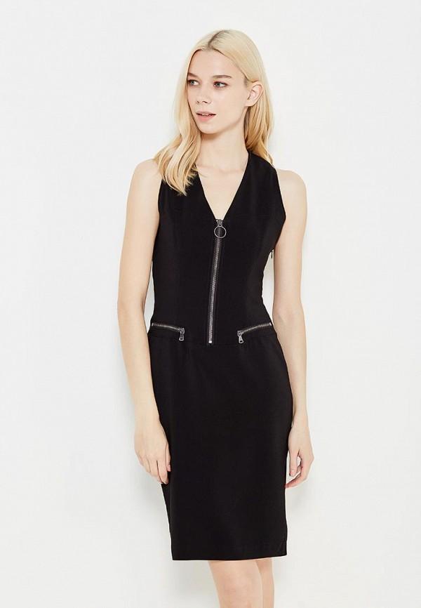 Платье Sisley Sisley SI007EWWLT85 �������� sisley