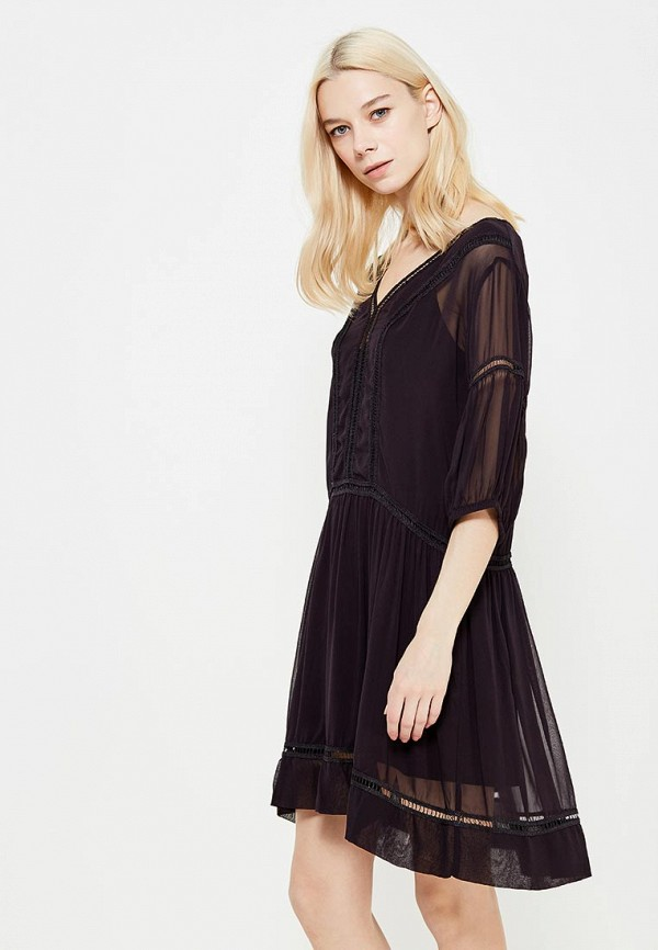 Платье Sisley Sisley SI007EWWLT88 пиджак sisley sisley si007emwtu79
