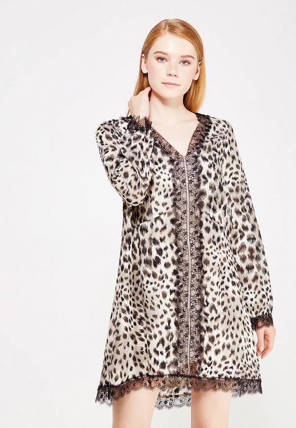 Платье Sisley Sisley SI007EWWLT95 лонгслив sisley sisley si007ewwlr61