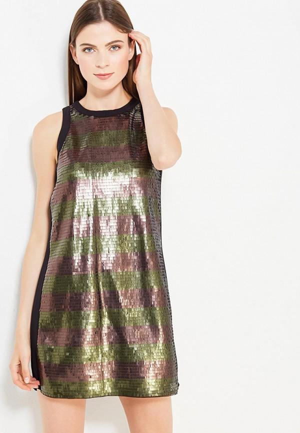 Платье Sisley Sisley SI007EWWLU00 sisley