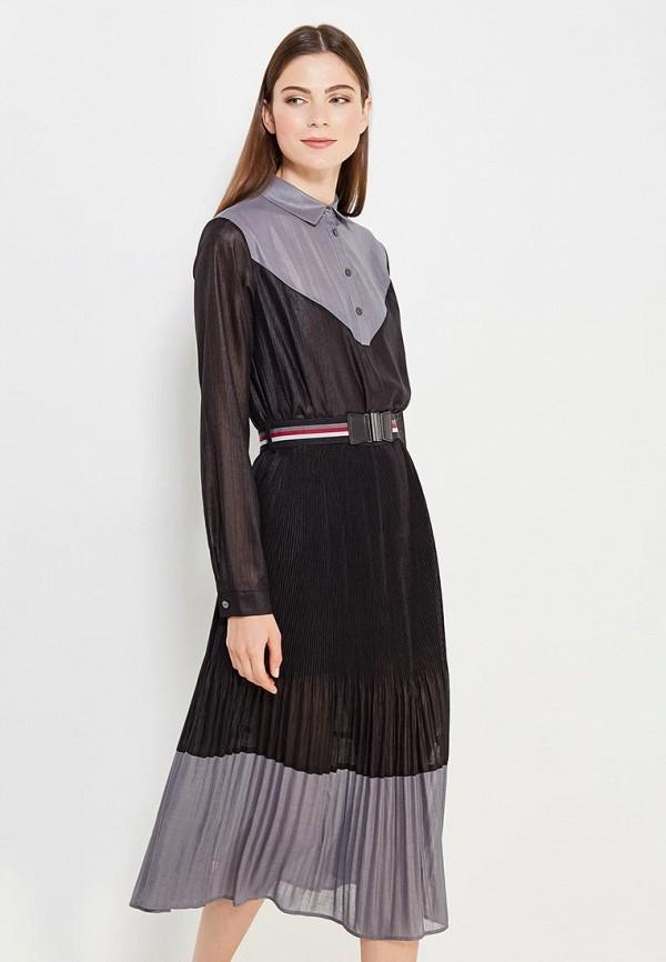 Платье Sisley Sisley SI007EWWLU03 лонгслив sisley sisley si007egwll55